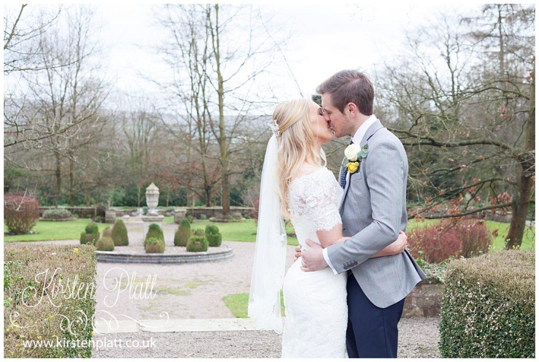 Jodie & Barnaby's Eaves Hall Spring Wedding