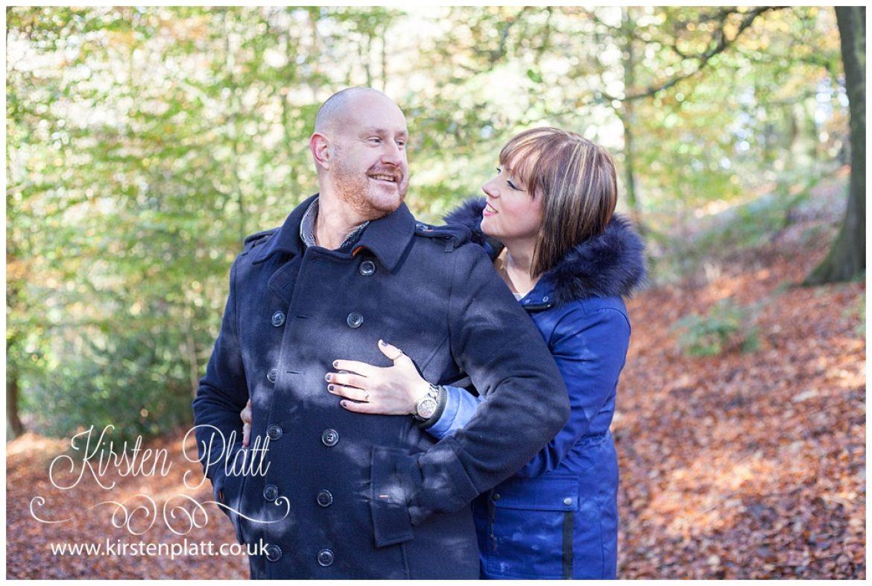 Spring Woods – Rachael & Leo's Photoshoot