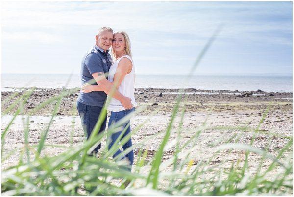 Heysham Photoshoot Amanda and Tony
