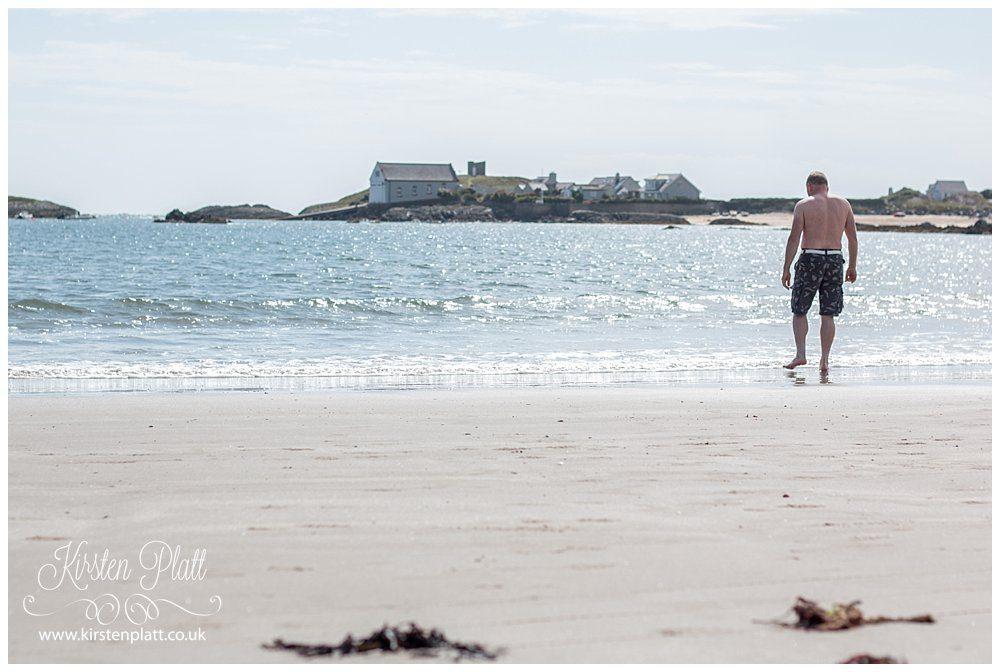 Borth Wen Beach