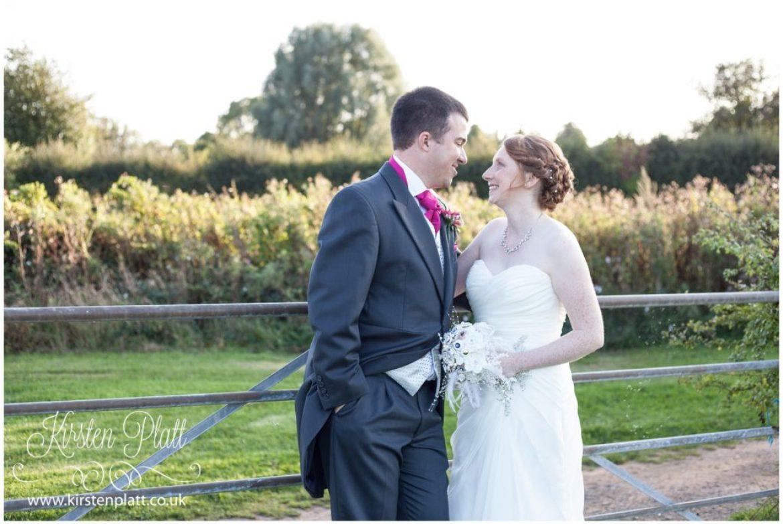 Aston Marina James & Emma's Wedding