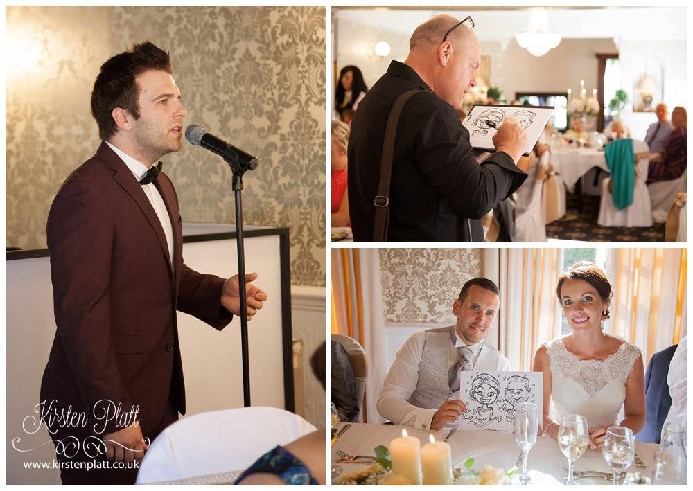 Wedding singer Matt Johnson