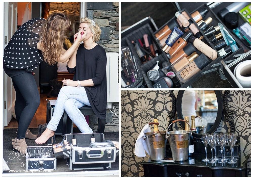 kaye hirst makeup artist