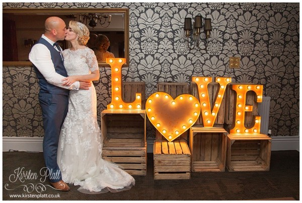 Broadoaks Country House Wedding: Katy & Glynn