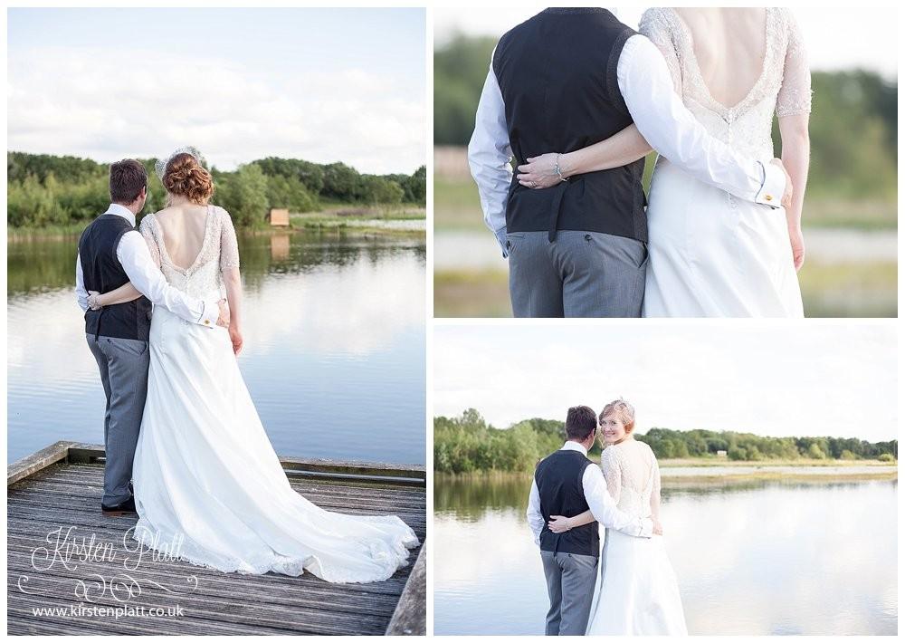 Brockholes Nature reserve wedding