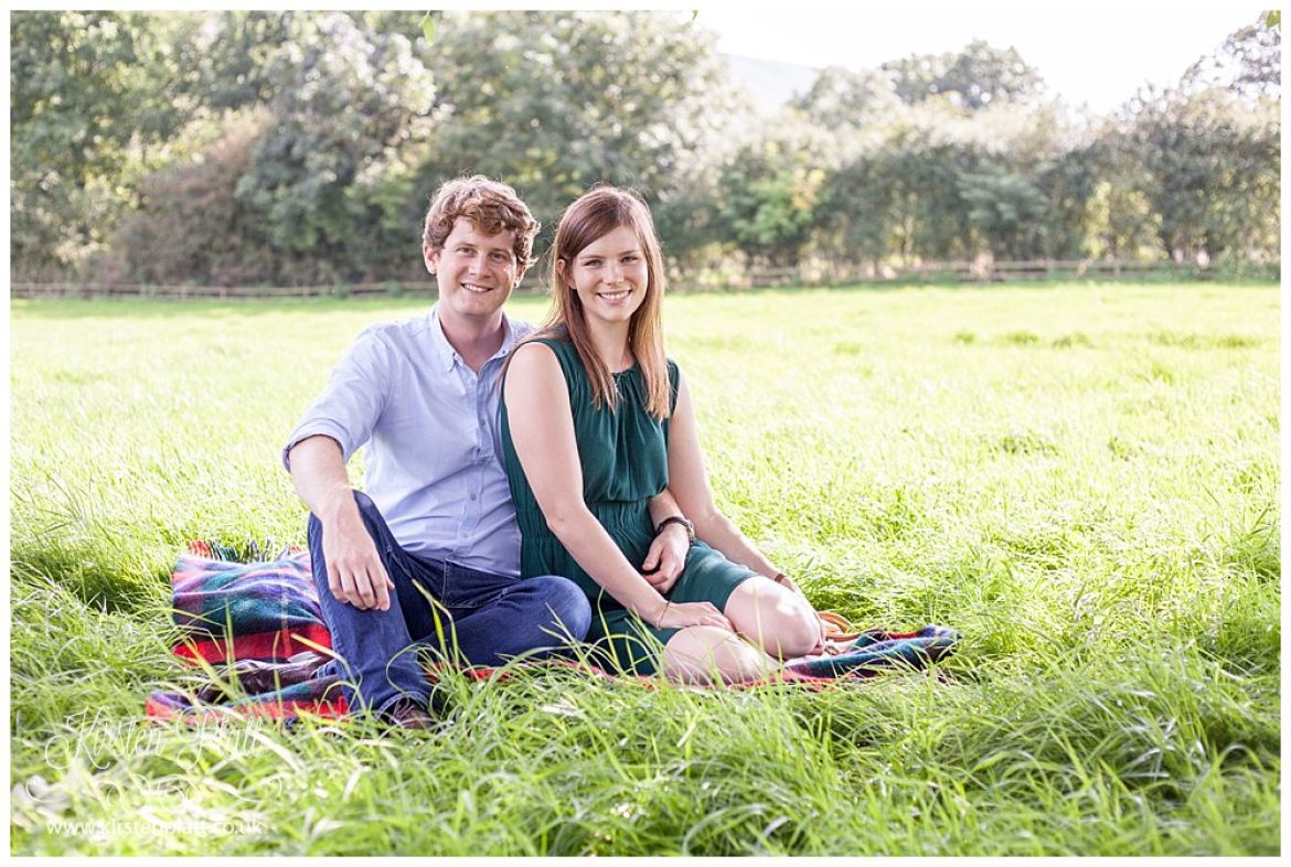 Hilary & Chris Downham Pre Wedding Photoshoot