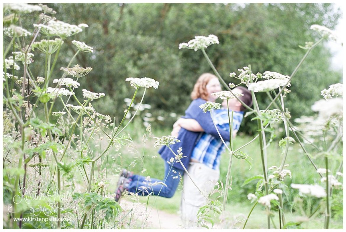Stone: Emma & James Pre Wedding Photoshoot