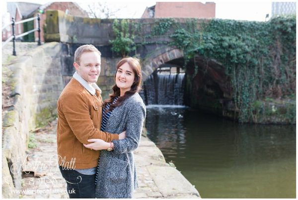 Manchester Pre Wedding Photoshoot Hannah and Alex