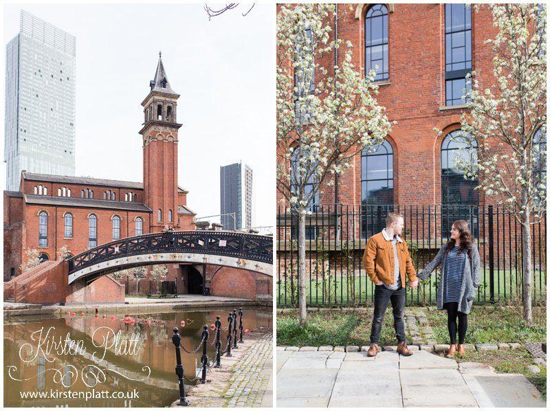 Castlefield Manchester Urban photos