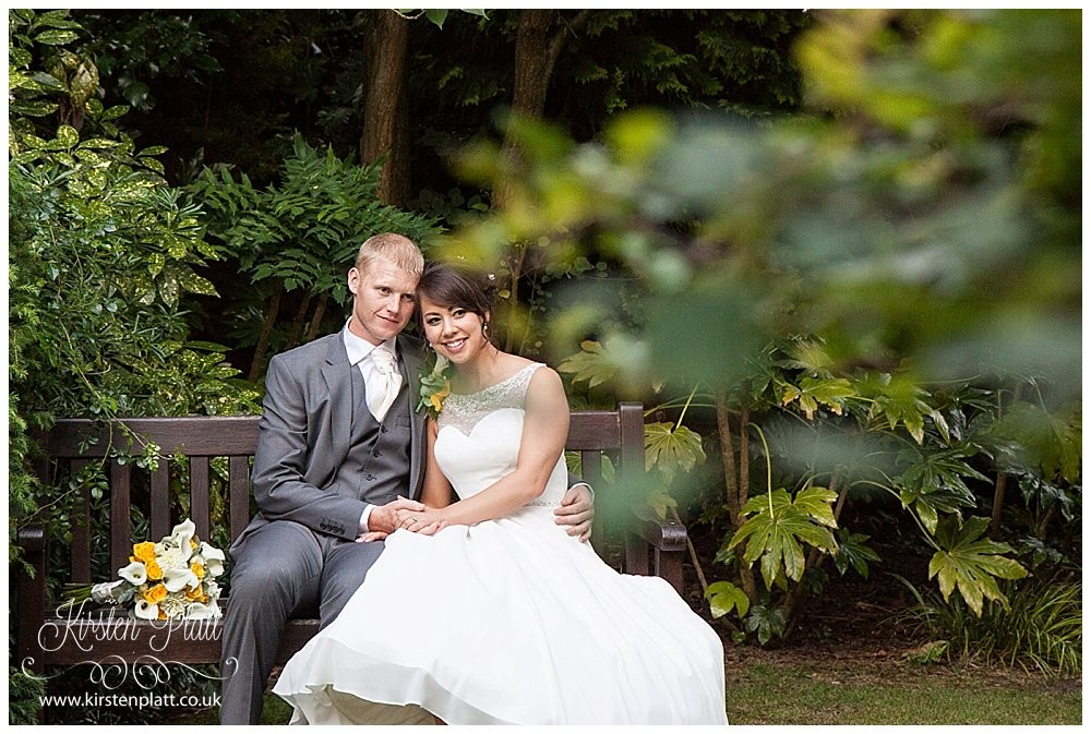 Barton Grange hotel Wedding