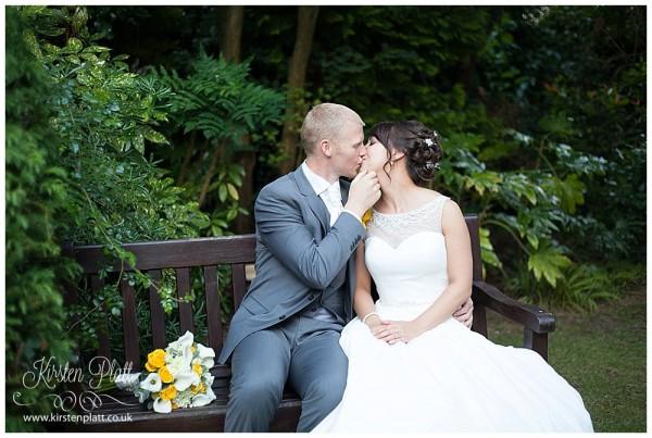 Barton Grange Hotel Wedding Jenny & Carl