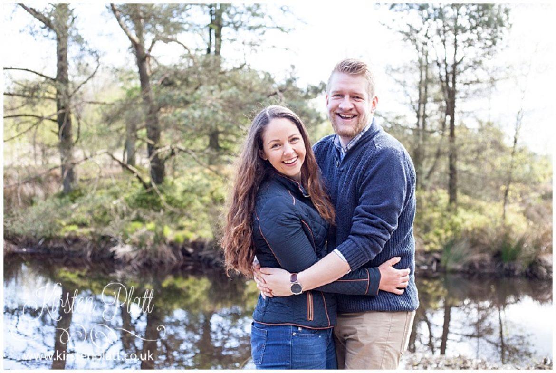 Beacon Fell Jenny and Matt's Pre-Wedding Photoshoot