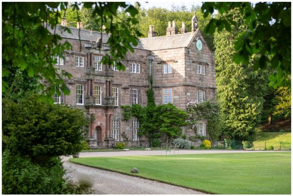 Lancashire Wedding Venue Browsholme Hall