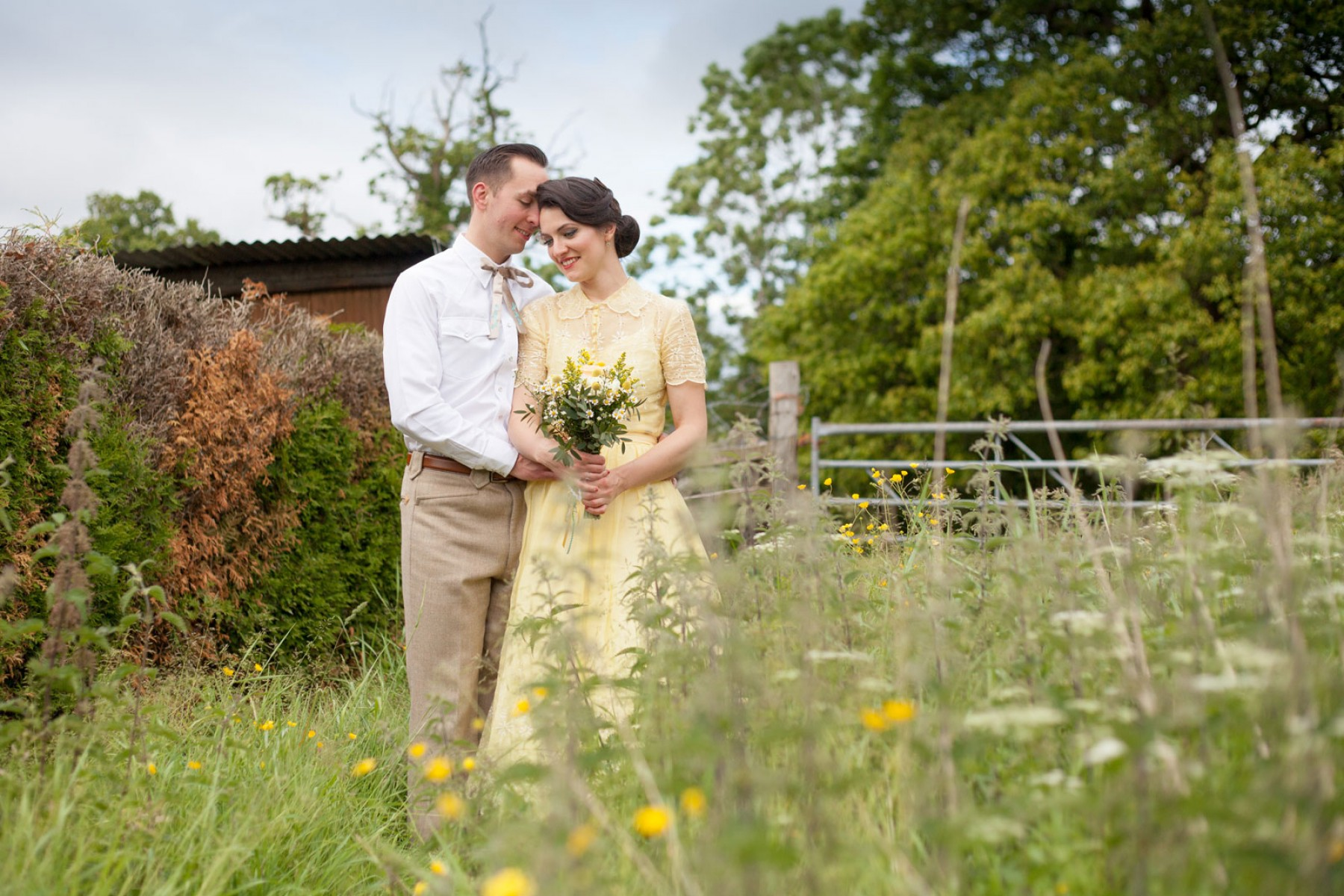 Lancashire wedding photographer Kendal in Cumbria wedding