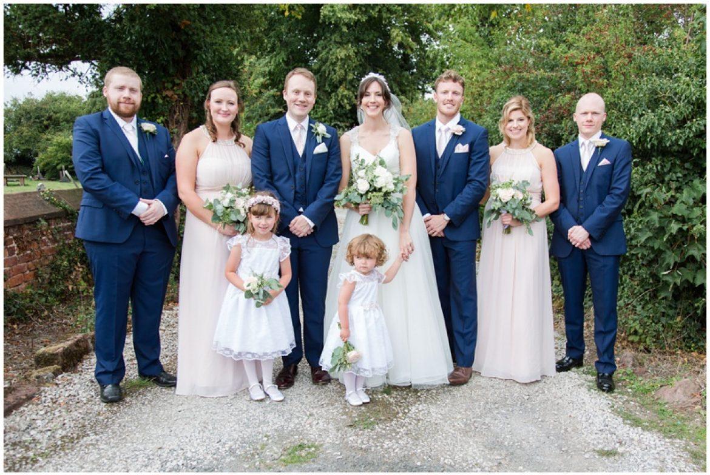 Village Hall wedding – Lydia and James