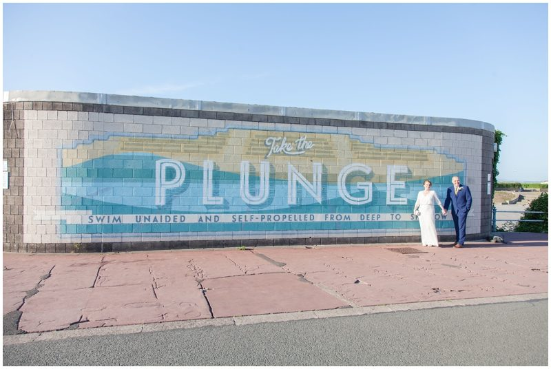 Take the plunge Morecambe