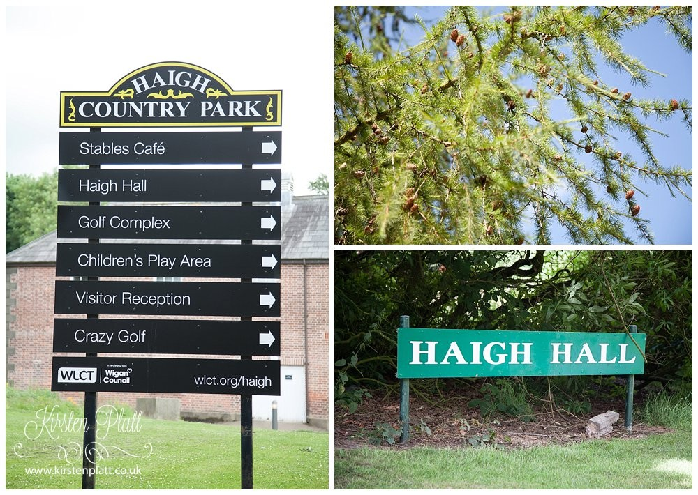 Haigh Hall Wigan