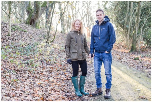 Sam And Mike – Autumn Pre Wedding Photoshoot