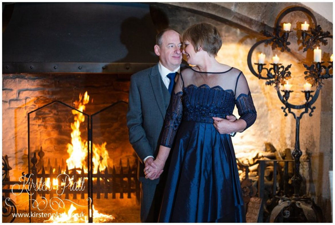Samlesbury Hall Wedding – Carol and Barry