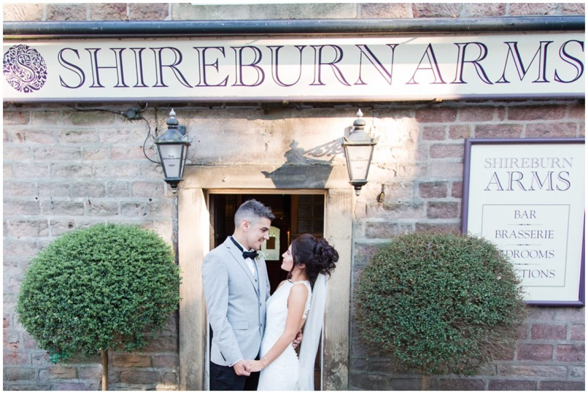 Shireburn Arms Country Wedding – Emily and Jake