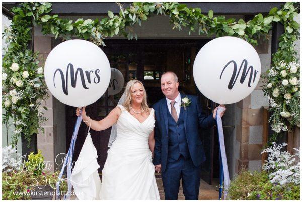 Spread Eagle At Sawley Wedding-Melanie and Nick