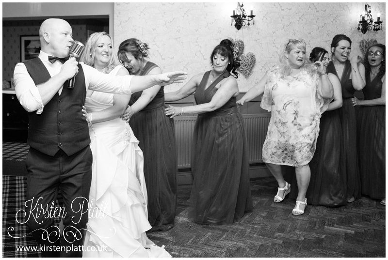 wedding conga