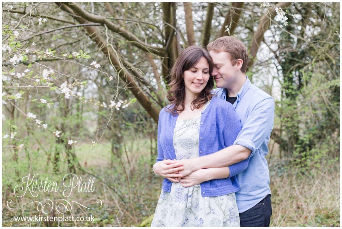 Lydia and James Spring Pre Wedding Photoshoot