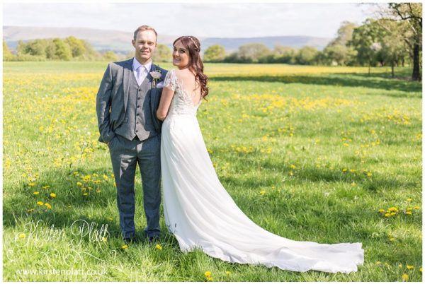 The Out Barn Wedding at Clough Bottom Hannah and Alex