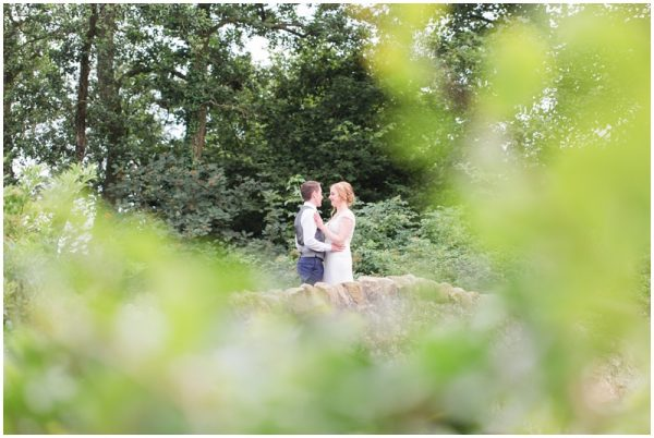 Out Barn Wedding Photos – Katie and John