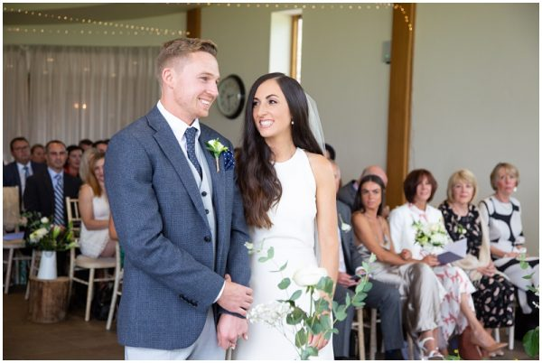 The Out Barn Wedding Photography – Lucy and Ryan