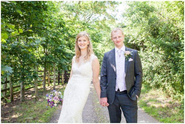 Out Barn Wedding | Jodie & Sam
