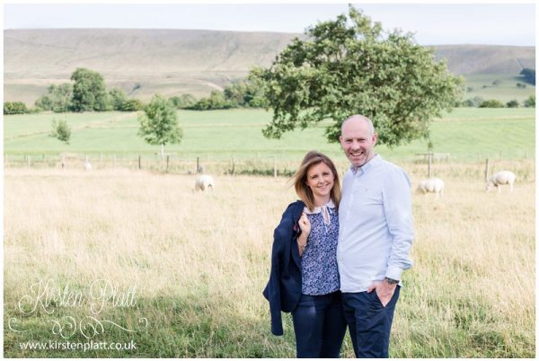 Katie and Justin's Pre Wedding Photoshoot – Worston