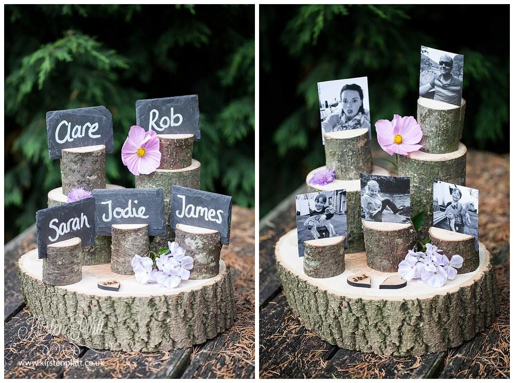 Bespoke and oak Co slate name places