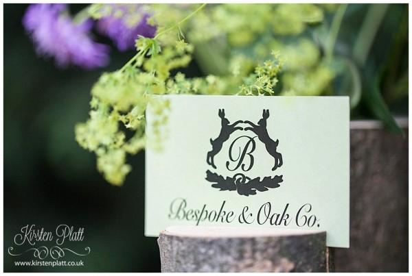 Bespoke and Oak Co Photoshoot