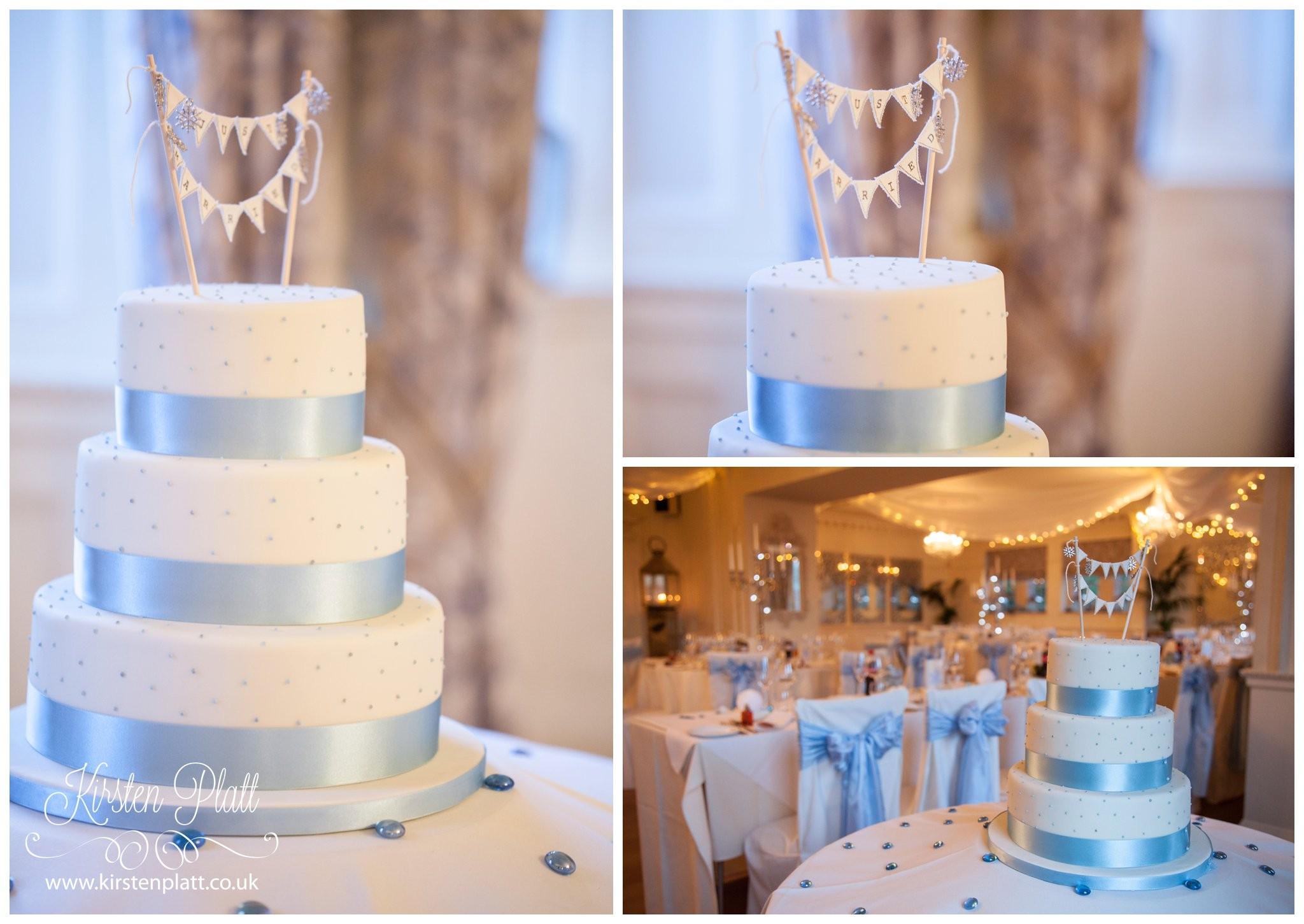 Eaves Hall wedding - winter wedding
