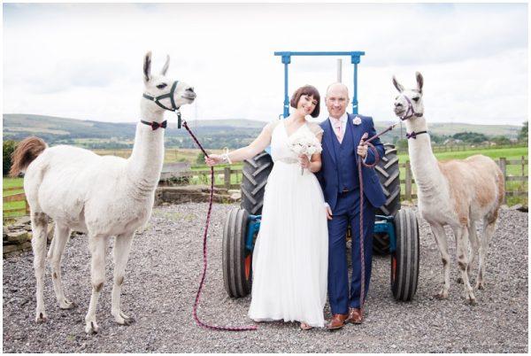 The Wellbeing Farm Wedding