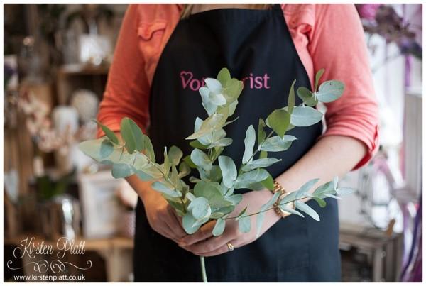 Flower Power Thursday: Eucalyptus