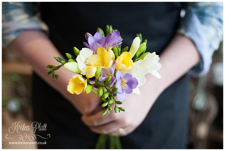 Flower Power Thursday Freesia